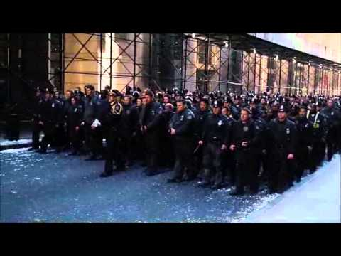The Dark Knight Rises - Battle Of Gotham Begins [HD]