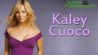 Video Kaley Cuoco | EVERY movie through the years | Total Filmography | The Big Bang Theory Harley Quinn MP3, 3GP, MP4, WEBM, AVI, FLV Oktober 2018