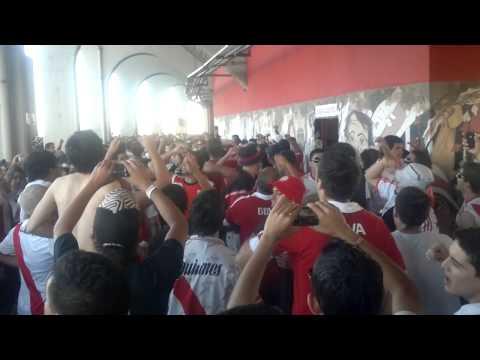previa - river vs velez - no veo la hora que llegue el domingo!!! - Los Borrachos del Tablón - River Plate