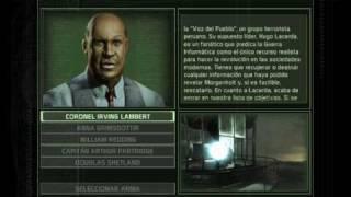 Splinter Cell Chaos Theory - Faro - Misión 1 (Parte 1/2)