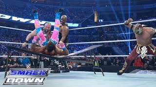 Nonton Kalisto   The Dudley Boyz Vs  The New Day  Wwe Smackdown  December 31  2015 Film Subtitle Indonesia Streaming Movie Download
