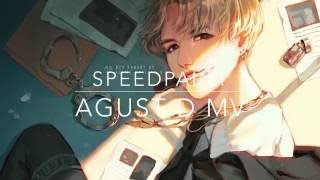 [ Speedpaint & Drawing Tips ] - 'Agust D' MV Fanart