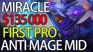 Video Miracle $135 000 AM Carry MID 7.02 META Dota 2 MP3, 3GP, MP4, WEBM, AVI, FLV Januari 2018