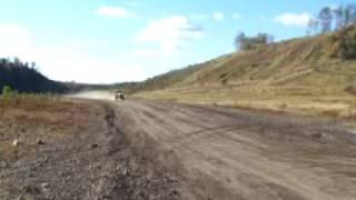 10. High Speed Test Run Outlaw 525 irs ,wv wagon wheel