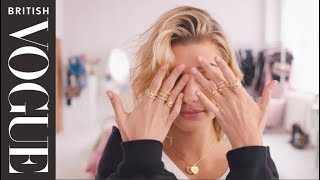 Download Video The Full Look With Hailey Baldwin | British Vogue & Pandora MP3 3GP MP4