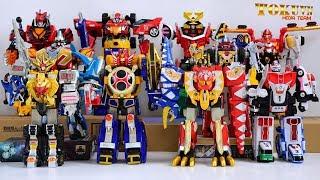 Video All Super Sentai NewGen Main DX Gattai Robo 2001 - 2010! スーパー戦隊ロボ! 2001 - 2010 MP3, 3GP, MP4, WEBM, AVI, FLV Januari 2019