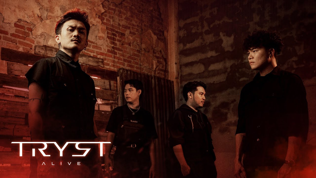 Alive - TRYST |Official MV|