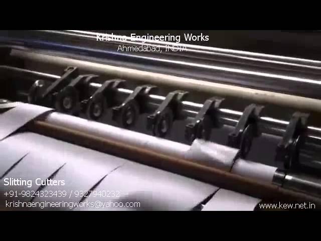 Slitting Cutters – Krishna Engineering Works
