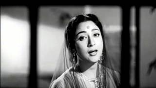 Lata Mangeshkar  Hai Isi Mein Pyar Ki Aabru  Anpadh 1962