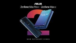 Zenfone Max Pro | Zenfone Max 2 India Launch Event #UnbeatablePerformer2dotO #PowerpackedPerfomer