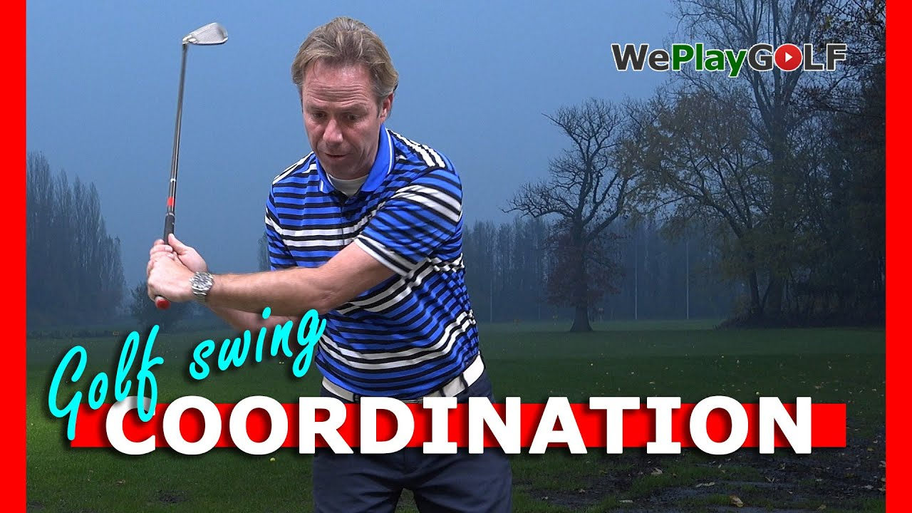 This is how you get the perfect coordination in your golf swing