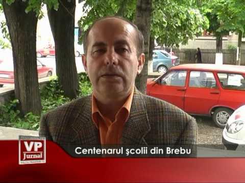Centenarul şcolii din Brebu