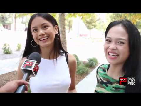 Fast ?s W/ Ylona Garcia And Ac Bonifacio - Pizza, Boys, Love Teams And More