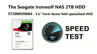 Tough. Ready. Scalable https://www.span.com/product/Seagate-IronWolf-NAS-ST2000VN004-3-5-SATA-6Gb-2TB-5900rpm~58881 For everything NAS, there's IronWolf. Always on and always working, IronWolf is enhanced with AgileArray™ technology for optimal reliability and system agility. Multi-user technology and extreme workload rates allow IronWolf to perform and scale up with your enterprise.AgileArray and the Power of IronWolf for Your NASIronWolf is built with AgileArray. NAS-optimised for the best NAS experience possible, AgileArray focuses on drive balance, RAID optimisation and power management.Dual-plane balance and Rotational Vibration (RV) sensors — available on 6 TB, 8 TB and 10 TB capacities — mitigate vibration in multi-bay NAS enclosures for consistent performance and reliabilityRAID optimisation increases performance and reliability with error recovery control for better data integrityAdvanced power management saves energy and delivers power when the NAS needs it mostDo More With Multi-User TechnologyDo more with your NAS with multi-user technology. Enabling user workloads of up to 180 TB/year on IronWolf, multiple users can confidently upload and download data to a NAS server. Whether you're a creative pro or a small business, IronWolf is on your side.Be Creative Anywhere With IronWolf and Your NASExtensible and reliable storage helps keep you and your creative business on schedule. IronWolf is a great companion for your NAS for 24×7 remote access, backups and file sharing from anywhere, making sharing ideas easy. For growing agencies and the need for more storage, IronWolf is built to address NAS scalability challenges.Did you enjoy the video? Find it helpful? Want to hear more? Of course you want to...you're only human! Why not subscribe to save you searching next time https://www.youtube.com/user/SPANdotCOMAre you interested in all things data storage. Perhaps you are a Mac users and want to know if this NAS, DAS, Cable or Drive will work for you? That is where SPAN and Robbie can help. For over 20 years SPAN has been helping companies and individuals worldwide with their digital archive and storage needs. Alongside that Robbie (Robert Andrews if you want to be delightfully formal) has been spending the last few years keeping you up to date on all things data and won't shut up about it!If you are as interested in data as we are, then you can find us in a number of ways. SPAN can be reached here SPAN - http://www.span.com. However if you want to be kept up to date with new releases, news and keep your finger on the pulse of data storage, follow us below.Find us on https://www.facebook.com/SPANdotCOM/Follow us on our SPAN Twitter - https://twitter.com/SPANdotCOMOr follow and speak with Robbie directly on his Twitter - https://twitter.com/RobbieOnTheTubeStill not enough? Then why not visit and subscribe to our blog. Upddated regularly it gives you an far wordier version than SPANTV as well as provide you with hints and tips on how to make the most of your hardware here http://www.NASCompares.comDon't forget to visit them on Facebook to entry prize draws, giveaways and competitions, as well as hear about the latest news, NAS releases & offers - https://www.facebook.com/nascompares/