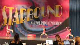 Magalenha: Open Trio 1st place overall & 2nd place overall Choreographer: Jmarie.
