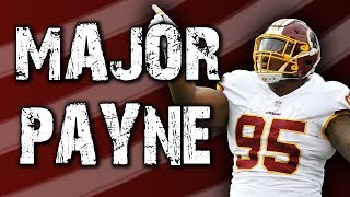 Daron Payne is my early vote for Defensive Rookie of the Year