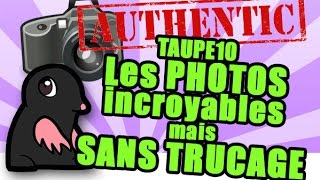 Video TOP 10 des PHOTOS incroyables mais sans trucage MP3, 3GP, MP4, WEBM, AVI, FLV Agustus 2017