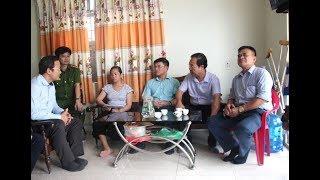 Thăm, tặng quà nạn nhân tai nạn giao thông tại TP Uông Bí