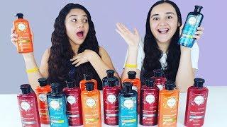 NO Escojas el Shampoo de Slime Equivocado Challenge | Don't choose the wrong shampoo Slime challenge