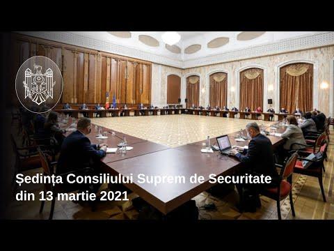 Президент Майя Санду созвала Высший совет безопасности, чтобы обсудить тяжелую ситуацию, связанную с санитарным кризисом
