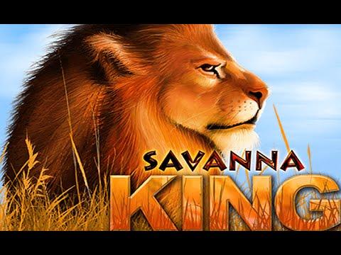 CasinoBedava'dan Savanna King slot oyunu tanıtımı