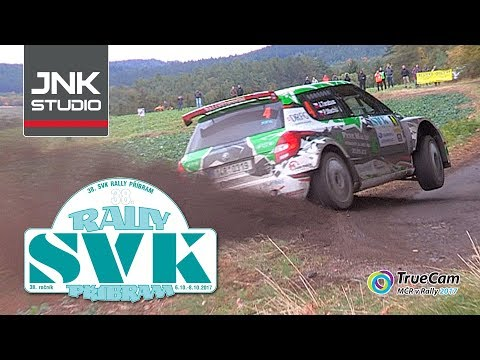 38. SVK Rally Příbram 2017 (crash & action)