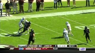 Darius Slay vs Texas A&M and LSU (2012)