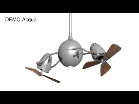 Atlas Acqua Ceiling Fans