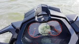 4. SeaDoo GtrX 230hp max Speed L-key new