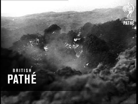 Volcano Close Up (1966)