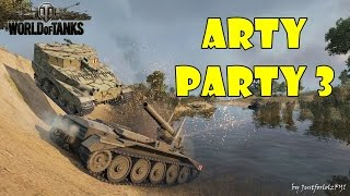 Download Lagu World of Tanks - Funny Moments | ARTY PARTY #3 Mp3