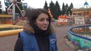 В Петербурге открылся аттракцион на винтовых сваях