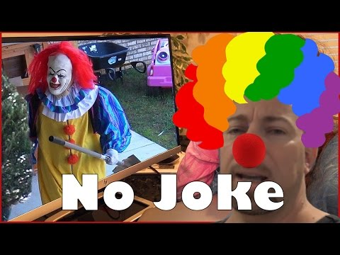 Video All4TubeKids Real Clown | True Killer Clown Revealed | Joke is on You Crazy Clown download in MP3, 3GP, MP4, WEBM, AVI, FLV January 2017