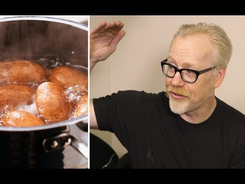 Adam Savage On Why You Can T Boil Potatoes On Mt