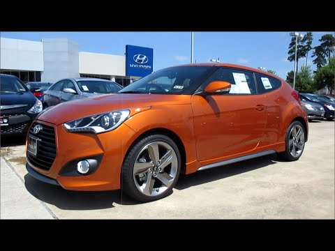 2014 Hyundai Veloster Turbo Full Review