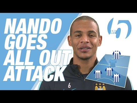 Video: THE INCREDIBLE HULK! | Fernando's 5-a-Side Team