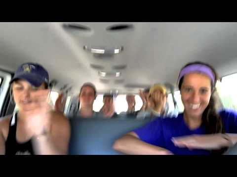 ECU Women's Tennis #Selfie