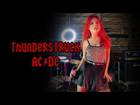 "AC/DC  ""Thunderstruck"" Cover by Andrei Cerbu"