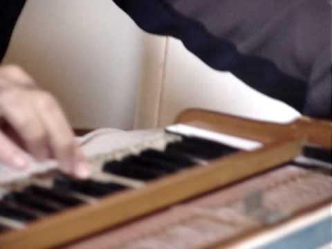 Harmonium Lesson - 1 A - Demystifying Harmonium