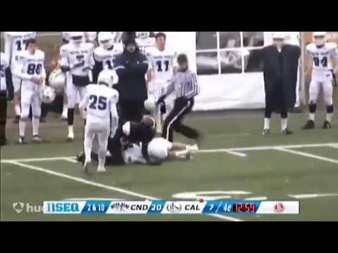Samuel Emilius #81 WR Highlights 2014 (HD)