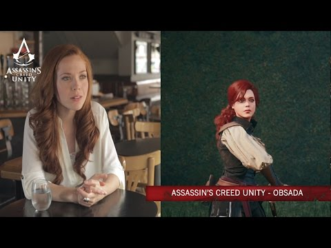 Assassin's Creed Unity is full of charismatic characters. Meet the actors behind Arno Dorian, Elise, Napoleon and more. Learn how they have embodied their character, allowing Assassin's Creed Unity to display a powerful story.  Więcej informacji na http:/