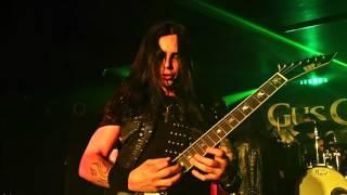 Patrick Johansson On Tour With Ozzy Osbourne Guitarist Gus G