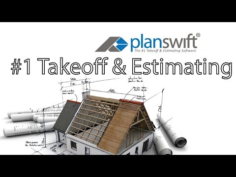 PlanSwift -- The #1 Takeoff and Estimating Software
