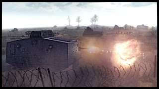 Give the video a LIKE if you enjoyed it! :) This video was made using Great War Realism Mod for Men of War Assault Squad 2. Instagram: https://www.instagra...