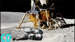 What if Apollo had crashed on the Moon ?