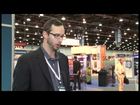 SAE 2012 World Congress interview with Google's Anthony Levandowski