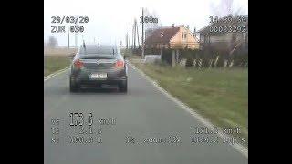 Zatrzymanie naćpanego poszukiwanego przestępcy z dożywotnim zakazem prowadzenia
