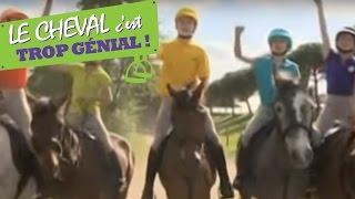 Le Cheval c'est Trop Génial - Episode 01 - Animaux