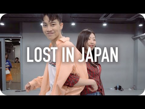 Lost In Japan - Shawn Mendes / Jinwoo Yoon Choreography