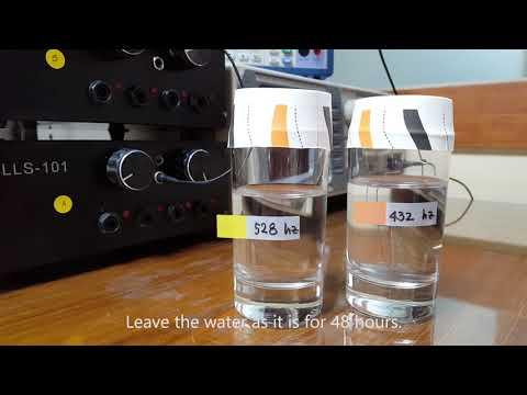 Water Memory   -  432, 528Hz